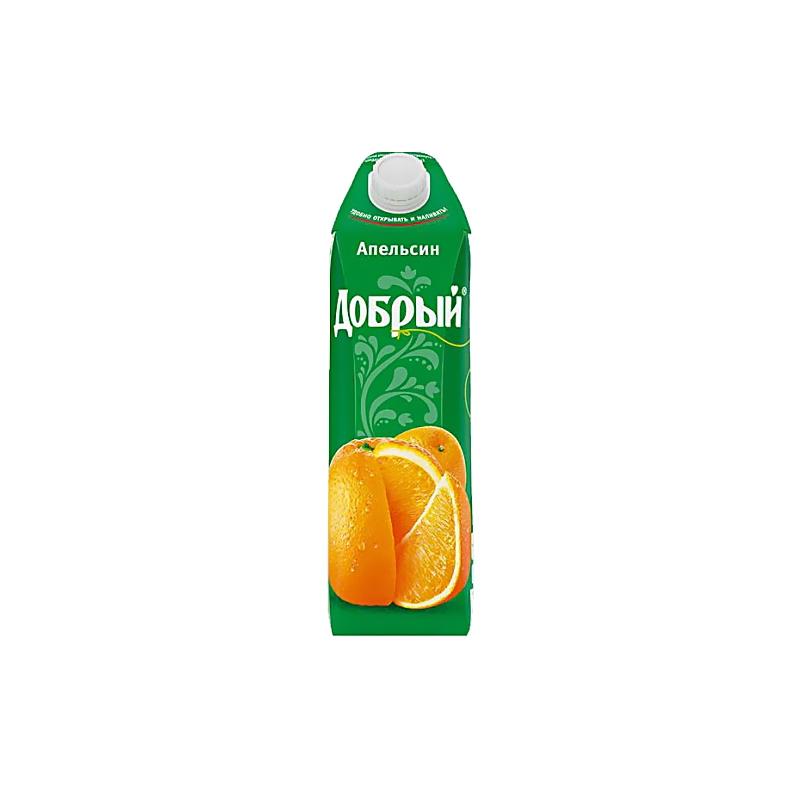 Сок добрый апельсин картинки